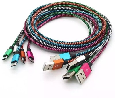 JAYKAY007 JAYKAY007 NYLONE DATA CABLE DATA CABLE 2 USB Cable