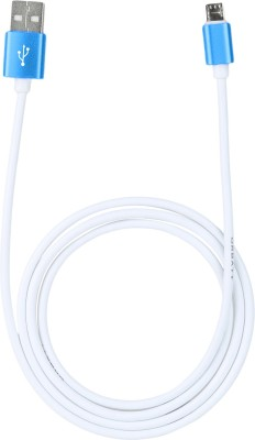 Orbatt High Speed Alcatel Fire C USB Cable(White, Blue)