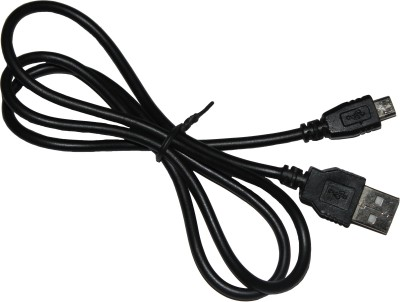 Champion Cables 0.8 Meter Black Micro USB Cable
