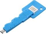 Baseus BASUESUSBKEYANDROIDBLUE39 USB Cab...