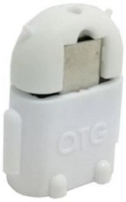 Storite Android Shape OTG Adapter Micro USB OTG to USB 2.0 Adapter for Smartphones & Tablets USB Cable