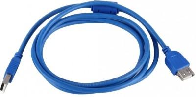 Indiashopers 1.5m USB 2.0 Extenion USB Cable