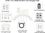 Stok ST-31UC USB Cable (White)