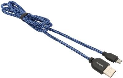 Memore MMANC-DarkBlue USB Cable