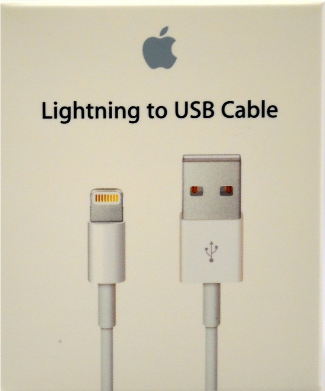 Apple Lightning to USB Cable USB Cable