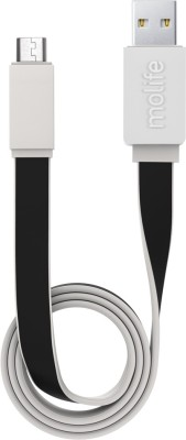 Molife Data synchronise & Charging Micro43strands by Molife USB Cable