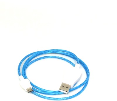 Shrih SHR-9322 Micro Charging Led USB Cable(Multicolor)