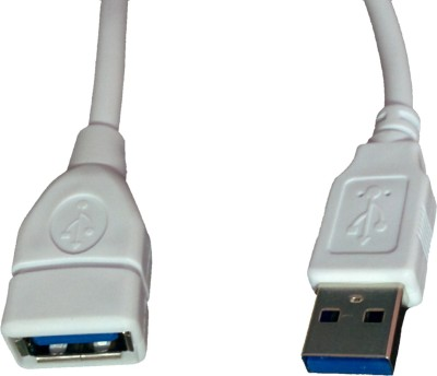Silco Male A To Female Extension For Laptop USB Cable