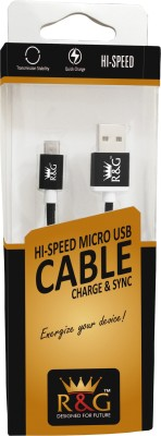 R&G Design For Future High Speed Micro USB Cable