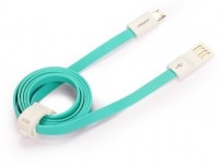 Pisen High Quality Micro USB Data and Charging Cable USB Cable(Green)