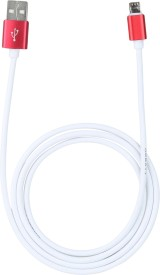Orbatt High Speed Yezz Monte Carlo 55 LTE USB Cable(White, Red)