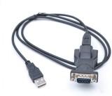 Bafo USB to DB9 Serial USB Cable (Black)