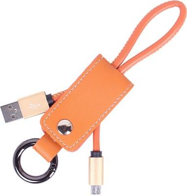 CHKOKKO Leather USB Cable