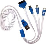 Dhhan 4 in 1 cable for smartphone, iPhon...