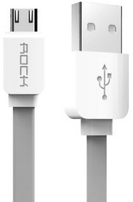 Rock Micro Flat Data cable USB Cable