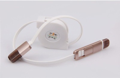 QP360 2-in-1-Data Cable USB Cable