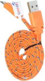 GooDiT Universal Micro USB Cable(Orange)