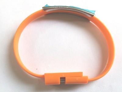 Vardhaman Wrist Band for Vivo mobiles USB Cable