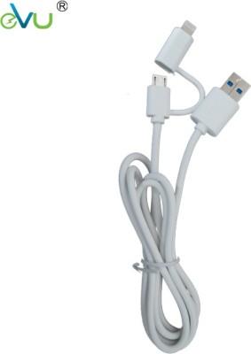 EVU EVU2IN1 USB Cable