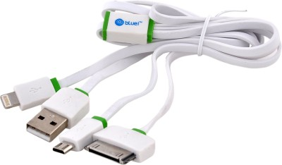 Bluei High Speed 3 in 1 USB USB Cable