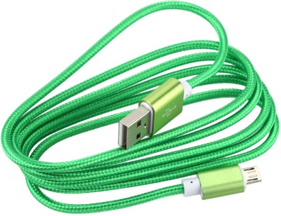Digishopi Nylon Braided Micro USB Data Cable For Sony Xperia C3 USB Cable