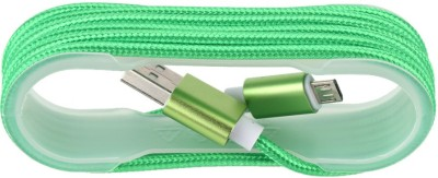 Digishopi Nylon Braided Micro USB Data Cable For Sony Xperia Z3 Compact USB Cable