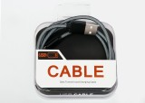 SYL SYL USB BLACK CABLE FOR SAMSUNG GALA...