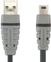 Bandridge BCL4402 USB Cable(Black)