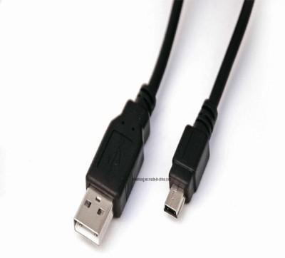 Jinali USB Male To Mini B 2.0 OTG Cable USB Cable