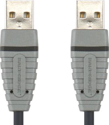 Bandridge BCL4802 Blue USB A-A Device Cable USB A M - USB-A M 2 m USB Cable