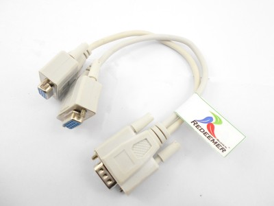 Redeemer Splitter Y VGA Cable