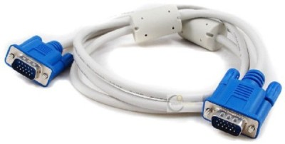 Wiretech 3 Meter Male to Male VGA Cable