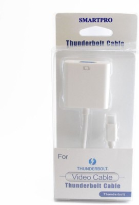 Smart Power 02 Thunderbolt Mini Display Port To VGA Cable