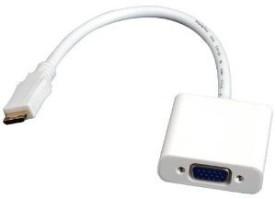 SMACC PREMIUM QUALITY MINI HDMI TO VGA Cable
