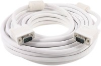 AD Net 1.5 meter VGA Cable(Whi