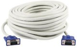 Wiretech 10m High Speed VGA Cable (White...