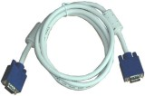 Wiretech 5m High Speed VGA Cable (White)