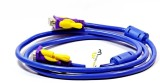 Multybyte MB03-1.5YARD VGA Cable (Blue)