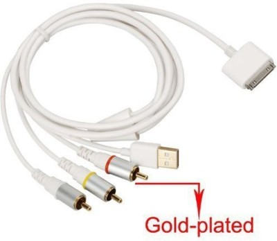 Generic GE7332 RCA Audio Video Cable