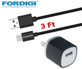 Fi-Tech FITECHIPHONELED Lightning Cable ...