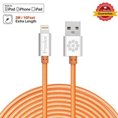 Fcolor 3217437 Lightning Cable