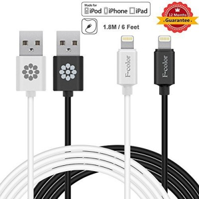 Fcolor 3216907 Lightning Cable