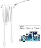 Le Touch 3215634 Lightning Cable (White)