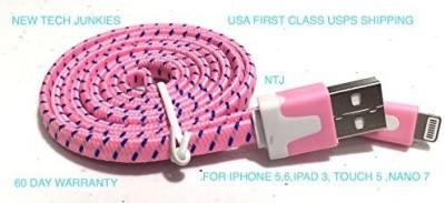 New Tech Junkies NE5832 Lightning Cable