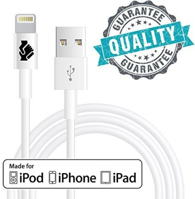 Trusted Cables 3214194 Lightning Cable(White)
