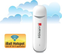 iBall airway 21.0mp-58 Data Card(White)
