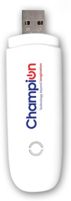 Champion 3G Modem 14.4 Mbps Data Card(White)