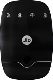 Jio Fi 2 Wireless Router Data Card(Black)