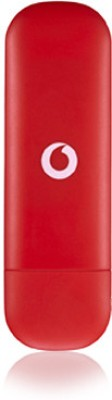 Vodafone ZTE K3800 Data Card(Red)