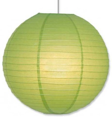 sukot Green Decorating Paper ball Paper lantern Diwali Christmas Decor - 1